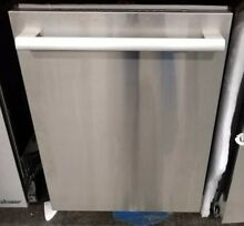 THERMADOR 24  BUILT DISHWASHER STAINLESS STEEL
