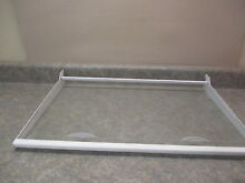 GE REFRIGERATOR GLASS SHELF PART   WR71X2191