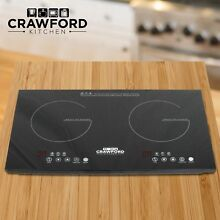 NEW Portable 1800W Induction Cooker Electric Cooktop Burner Home Countertop L