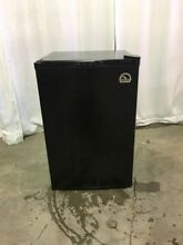 Igloo Compact Fridge 4 5 Cu Ft  Refrigerator Freezer Black  local pickup only