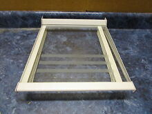 FRIGIDAIRE REFRIGERATOR DELI DRAWER SHELF PART 218971202 218971302 215919173