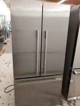 FISHER PAYKEL FRENCH DOOR COUNTER DEPTH STAINLESS REFRIGERATOR FREEZER