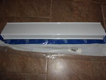 NEW OEM GE REFRIGERATOR SHELF FRONT PART   WR71X2553