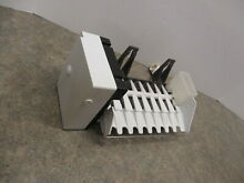GE REFRIGERATOR ICE MAKER ASSEMBLY PART   WR30X10001