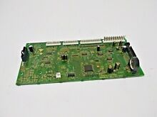 GE RANGE STOVE CONTROL BOARD  GREEN WB27T10537 WB27T10580 164D4444G010