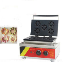 Electric Mini Donut Waffle Machine Small Kitchen Home Appliance 380MM 350MM
