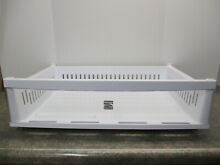 KENMORE REFRIGERATOR FREEZER DRAWER TRAY PART   AJP2909706