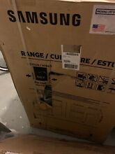 Brand New  Samsung  NE59M4320SG 30 Inch Freestanding Electric Range Convection