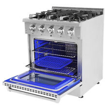 Thor 30  Gas Range Professional Stainless Steel 4 Burner Updates