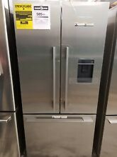 FISHER PAYKEL FRENCH DOOR COUNTER DEPTH STAINLESS REFRIGERATOR