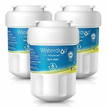 Waterdrop MWF NSF 53 42 Certified Refrigerator Water Filter with GE SmartWater