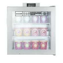 Summit   SCFU386   Glass Door Compact Display Freezer
