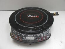 Nuwave Precision 2 Portable Induction Cooktop Hot Top Cooker Ceramic 30141
