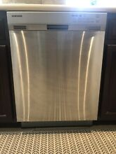 Used DISHWASHER SAMSUNG Stainless Steel   Energy Star   Perfectly Working
