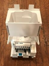 00673989 OEM BOSCH ICE MAKER FRAME ASSEMBLY Less Ice Tray