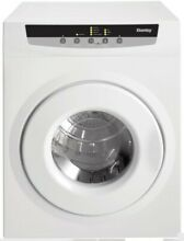 Danby DDY060WDB 24in Wide 4 32 Cu  Ft  Capacity Electric Dryer   White