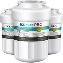IcePure PRO MWF NSF 53 42 Certified Refrigerator Water Filter  3PACK  White