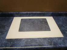 MAYTAG RANGE OUTER DOOR GLASS PART  74006636