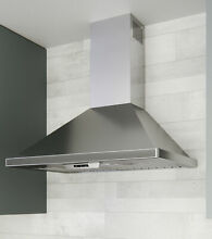 Miseno MH00630AS 750 CFM 30  Stainless Steel Wall Mounted Range Hood