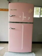 Pink Big Chill Refrigerator
