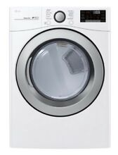 Washer and Dryer set  LG 4 5 Cu  Ft  Ultra Large Capacity Front Load White