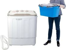 Bismi professional Portable washing machine with built in pump  13  capacity