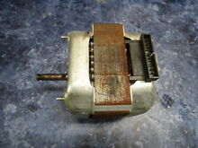 GE WASHER MOTOR PART  WH49X10035
