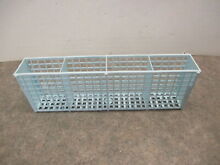 KENMORE DISHWASHER SILVERWARE BASKET  BLUE  PART   809058
