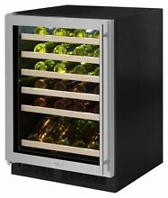 Marvel ML24WSL  24  Wide 45 Bottle Built In Single Zone Wine Cooler with LED