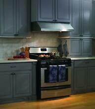 Vent A Hood PRH9 230  600 CFM 30  Under Cabinet Range Hood with Dual Blowers and