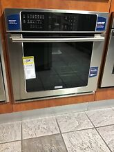 Electrolux 30  Electric Single Wall Oven with IQ Touch Controls EI30EW35PS