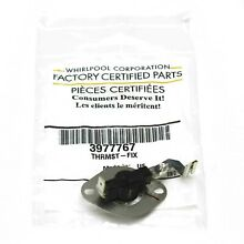 OEM Whirlpool WP3977767 3977767 Dryer Hi Limit Thermostat