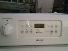 316557211 Kenmore Gas Range Controller W wiring Info  PS2378935