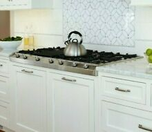 ILVE  48  Pro Style Gas Cooktop    LP    7 Burners   Griddle   Stainless Steel