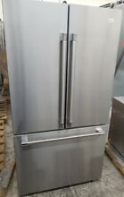 BEKO FRENCH DOOR COUNTER DEPTH STAINLESS REFRIGERATOR FREEZER