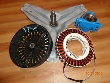 Washing Machine used parts    01626 Whirlpool modified heavy duty kit assy