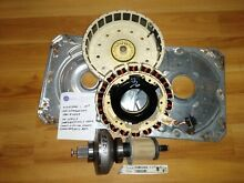 Washing Machine used parts  01272 4  Kenmore direct drive motor kit assy