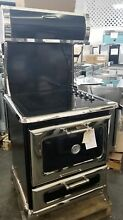 HEARTLAND CLASSIC SERIES 30  SMOOTHTOP ELECTRIC RANGE W  WARMING DRAWER IN BLACK