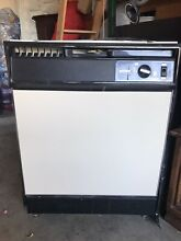 VINTAGE Hotpoint Dishwasher Used Untested Model   HDA11OS 48BA
