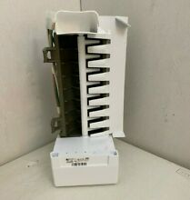 Whirlpool Refrigerator Ice Maker on Bracket Part   W10190960 2303583