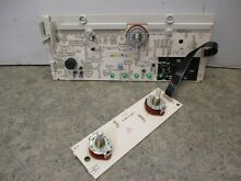 GE WASHER CONTROL BOARD PART   WH12X10399   EBX1129P002