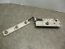 GE WASHER CONTROL BOARD PART   WH12X10524   8RF4B10217401