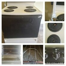 Used Electric GE Kitchen Stove
