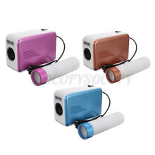 800W Portable Electric Clothes Pet Dryer Machine Folding Drying Home Dormitory