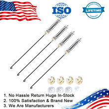 4Pcs W10821956 W10780045 Washer Suspension Rod Kit For Kenmore Whirlpool Maytag