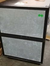NEW OUT OF BOX 24  U LINE REFRIGERATOR DRAWERS PANEL READY UNDERCOUNTER