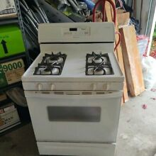 Whirpool 30  gas range Used Local Pickup or Delivery
