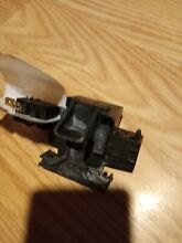 WP9743903 WP3380655 Whirlpool Black Dishwasher Door Handle and Latch Bolt  works