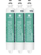 GE Appliances RPWFE Refrigerator Water Filter  3 Pack