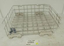 KENMORE DISHWASHER W10728159 W10525646 LOWER RACK  USED
